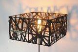 RubberLines lampenkap hang of staand vierkant