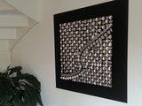 Chips 3D wanddecoratie M