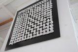 Chips 3D wanddecoratie S4