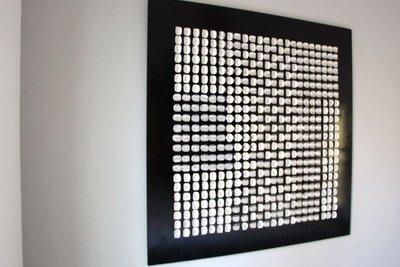 Chips 3D wanddecoratie L